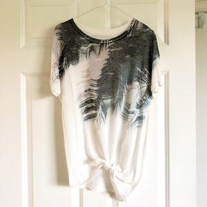 ALLSAINTS Knotted Palm T-Shirt